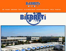 Tablet Preview of bierretitrasporti.it